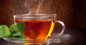 شرب الشاي بعد